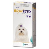 Bravecto Таблетка от блох и клещей для собак и щенков весом  2 - 4,5 кг (112,5 мг)