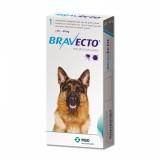 Bravecto Таблетка от блох и клещей для собак и щенков весом 20 - 40 кг (1000 мг)