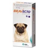 Bravecto Таблетка от блох и клещей для собак и щенков весом 4,5 - 10 кг (250 мг)