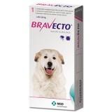Bravecto Таблетка от блох и клещей для собак и щенков весом 40 - 56 кг (1400 мг)