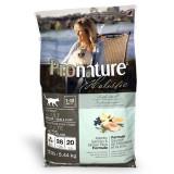 Pronature Holistic Сухой корм для взрослых кошек всех пород Adult Atlantic Salmon&Brown Rice лосось и рис (5,44 кг)