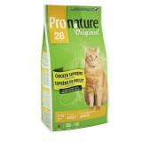 Pronature Original Сухой корм для взрослых котов Adult Chicken Supreme с курицей (2,72 кг)