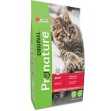 Pronature Original Сухой корм для взрослых котов Cat Chiсken Lamb с курицей и ягненком (2,27 кг)