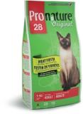 Pronature Original Сухой корм для взрослых котов Adult Meat Fiesta Chicken & Salmon & Lamb Мясная фиеста с курицей, лососем и ягненком (5,44 кг)