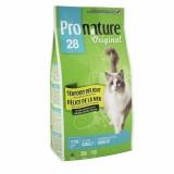 Pronature Original Сухой корм для взрослых котов Seafood Delight With Salmon & Herring Flavor с морепродуктами (5,44 кг)