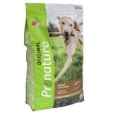 Pronature Original Сухой корм для собак крупных пород Dog Chicken Oatmeal с курицей и овсяной мукой  (15 кг)