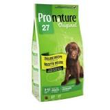 Pronature Original Сухой корм для щенков всех пород в период роста Deluxe Recipe Puppy с курицей и шпинатом (2,72 кг)