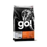 GO! Сухой корм для взрослых собак и щенков Sensitivity + Shine Salmon Recipe с лососем и овсянкой (2,72 кг)