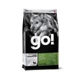 GO! Сухой корм для взрослых собак и щенков Sensitivity + Shine Salmon Recipe с лососем и овсянкой (11,34 кг)