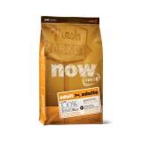 NOW FRESH  Сухой корм для взрослых собак Adult Recipe с индейкой, уткой и лососем (11,34 кг)