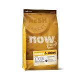 NOW FRESH Сухой корм для щенков всех пород Puppy Recipe с индейкой, уткой и лососем (11,34 кг)