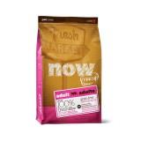 NOW FRESH Сухой корм для взрослых кошек Adult Cat с индейкой, уткой и лососем (0,100 кг)