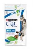 Cat Chow (Кэт Чау) 3в1 Индейка 15кг