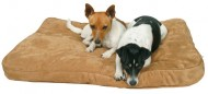 "Trixie Матрац для собак ""Monty"" (120х75 см) светло-коричневый"