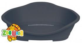 Trixie Спальное место для собак (56х41 см) темно-серый