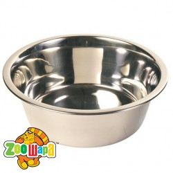 Trixie миска для собак (металл) 1.8 л Ø 20 см