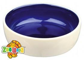 Trixie миска (керамика) для кошек 300 мл Ø12 см