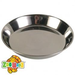 Trixie миска (металл) для кошек 200 мл Ø13 см