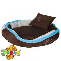 """Trixie Лежак """"Bonzo"""" (60х50 см) коричневый"""