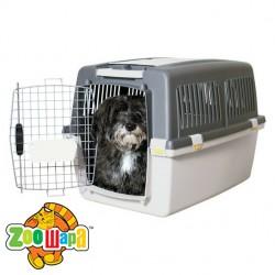 "Trixie переноска для собак ""Gulliver 6"" 92,5х64х63,8 см (max 38 кг)"