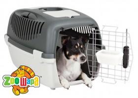 "Trixie переноска для собак ""Gulliver-3"" 61x40x38 см (max 12 кг)"