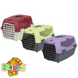 """Trixie переноска для собак """"Capri 1"""" серый (max 5 кг)"""