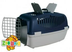 "Trixie переноска для собак ""Capri 2"" красная (max 8 кг)"