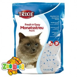 Trixie песок наполнитель для кота Fresh*n*Easy (в гранулах) 5 л