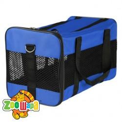 Trixie сумка - переноска для малых собак и кошек 55х30х30 см