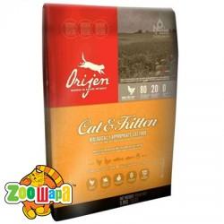 Orijen Cat&Kitten 0,34 кг