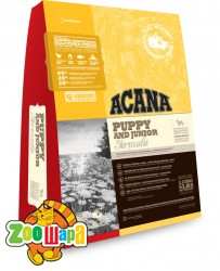 Acana (Акана) Сухой корм для щенков средних пород Puppy & Junior (11,4 кг)