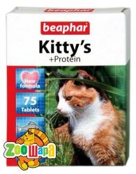 Beaphar (Беафар) Kitty's Protein 75 табл