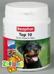 Beaphar (Беафар) Top 10 Multi Vitamin Tabs 180 табл