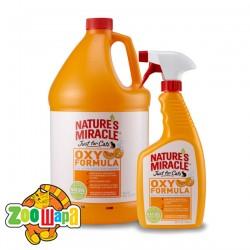 Nature`s Miracle Устранитель пятен и запахов Орандж-Окси  спрей, 709ml