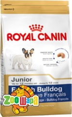 Royal Canin (Роял Канин) French Bulldog Junior, 1 кг