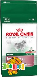 Royal Canin (Роял Канин) Сухой корм для собак мелких пород живущих в помещении INDOOR (800 гр)