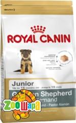 1.Royal Canin (Роял Канин) Сухой корм для щенков породы немецкая овчарка German Shepherd Juninor (1кг)
