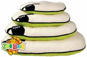 """Trixie Матрац """"Shaun the Sheep"""" (50х35 см) кремовый с зеленым"""