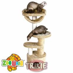 Trixie Дом-драпак для хорьков 93 см, беж