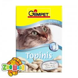 Gimpet Topinis 190 г молоко