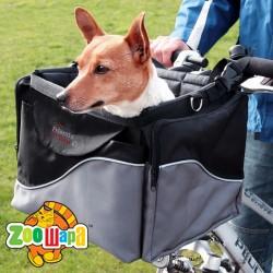 Trixie Сумка-перевозка велосипедная 43x26x26 чёрн.