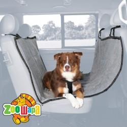 Trixie Покрывало для заднего сиденья (160х145 см)  серый