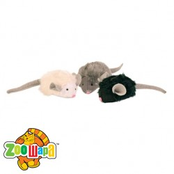 Trixie Мышка-пищалка с чипом (6,5 см)
