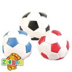 Trixie Мяч футбольный кожзам 11 см