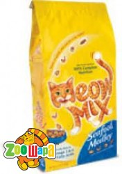 Meow Mix Сеафуд  6,44 кг