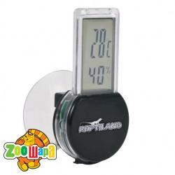 Trixie Цифровой термогигрометр длятеррариума (на присоске)