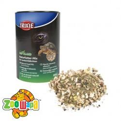 Trixie Натуральный корм-микс для сухопутных черепах, 350 гр/1000 мл