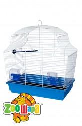 Їжачок! Клетка №15 для попугаев, универсальная, 50*28*52