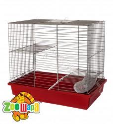 Їжачок! Клетка №21 для средних грызунов, 47*28*42