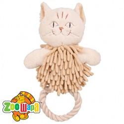 Trixie Кот с канатом (плюш) 25 см